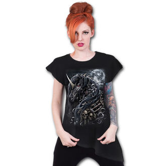 t-shirt women's - DARK UNICORN - SPIRAL, SPIRAL