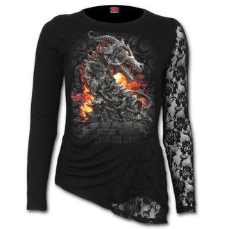 t-shirt women's - KEEPER OF THE FORTRESS - SPIRAL, SPIRAL