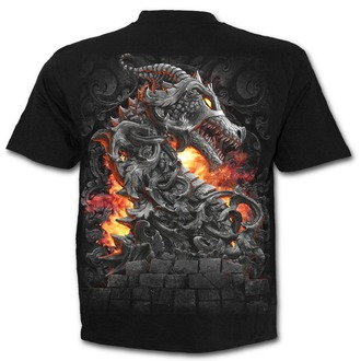 t-shirt men's - KEEPER OF THE FORTRESS - SPIRAL, SPIRAL