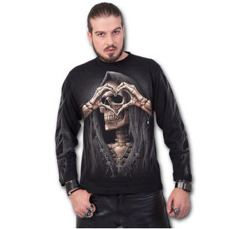 t-shirt men's - DARK LOVE - SPIRAL - T147M301