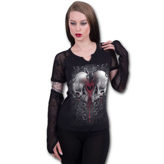 t-shirt women's - LOVE AND DEATH - SPIRAL, SPIRAL