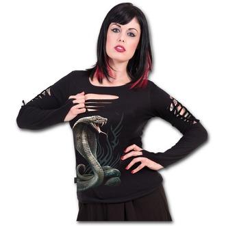 t-shirt women's - SERPENT TATTOO - SPIRAL, SPIRAL