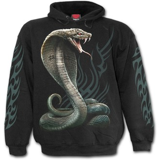 hoodie men's - SERPENT TATTOO - SPIRAL, SPIRAL