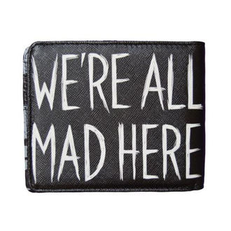 Wallet AKUMU INK - We're All Mad Here, Akumu Ink
