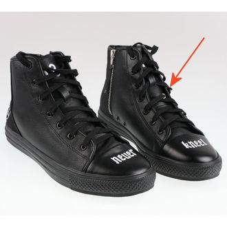 high sneakers men's - NEVER KNEEL - DISTURBIA, DISTURBIA