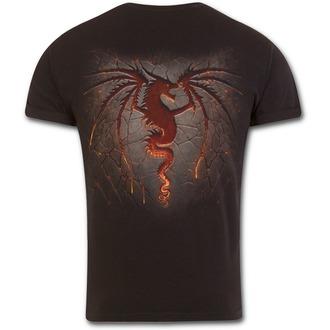 t-shirt men's - DRAGON FURNACE - SPIRAL, SPIRAL