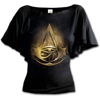 film t-shirt women's Assassin's Creed - ORIGINS LOGO - SPIRAL, SPIRAL