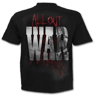 film t-shirt men's The Walking Dead - ALL OUT WAR - SPIRAL - G010M101