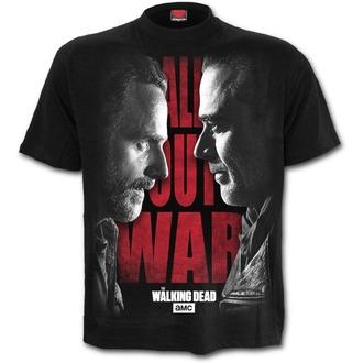 film t-shirt men's The Walking Dead - ALL OUT WAR - SPIRAL, SPIRAL