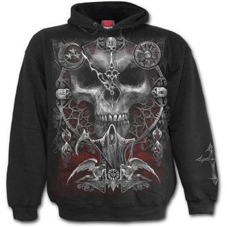 hoodie men's - SANDS OF DEATH - SPIRAL, SPIRAL
