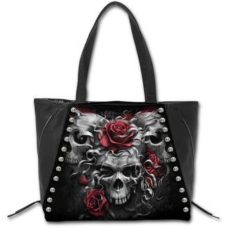Handbag (Purse) SPIRAL - SKULLS N' ROSES, SPIRAL