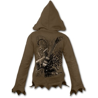 hoodie women's - NIGHT RIFFS - SPIRAL, SPIRAL
