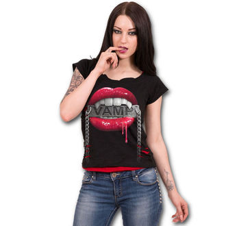 t-shirt women's - FANGS - SPIRAL, SPIRAL