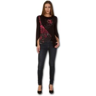 t-shirt women's - ROSE SLANT - SPIRAL, SPIRAL