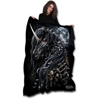 Blanket SPIRAL - DARK UNICORN, SPIRAL