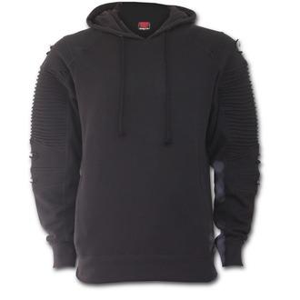 hoodie men's - GOTHIC ROCK - SPIRAL, SPIRAL