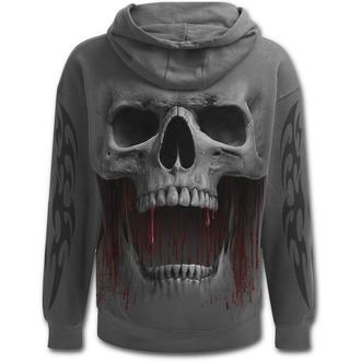 hoodie men's - DEATH ROAR - SPIRAL, SPIRAL