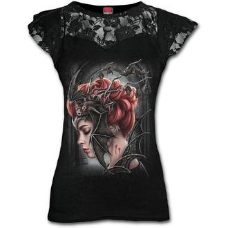 t-shirt women's - QUEEN OF THE NIGHT - SPIRAL, SPIRAL