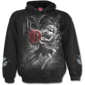 hoodie men's - QUEEN OF THE NIGHT - SPIRAL, SPIRAL