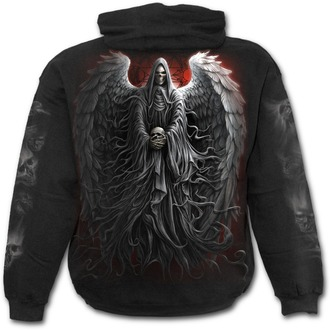 hoodie men's - DEATH ROBE - SPIRAL, SPIRAL