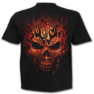 t-shirt men's - SKULL BLAST - SPIRAL, SPIRAL