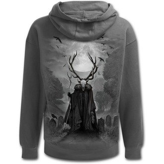 hoodie men's - HORNED SPIRIT - SPIRAL, SPIRAL