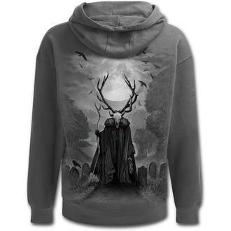 hoodie men's - HORNED SPIRIT - SPIRAL