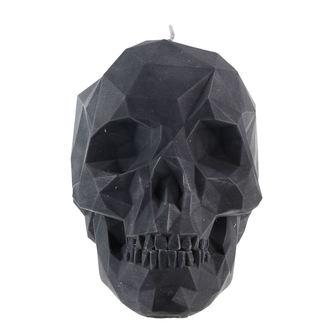 candle Skull - Black