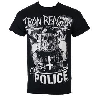 t-shirt metal men's Iron Reagan - RIOT COP - Just Say Rock, Just Say Rock, Iron Reagan