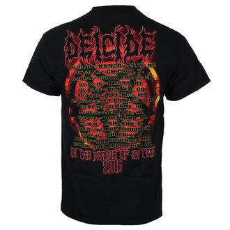 t-shirt metal men's Deicide - PENTAGRAM - Just Say Rock, Just Say Rock, Deicide