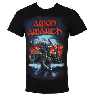 t-shirt metal men's Amon Amarth - AMN1055 - Just Say Rock, Just Say Rock, Amon Amarth