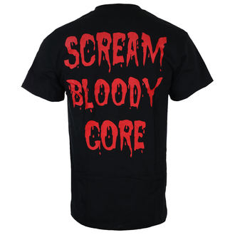 t-shirt metal men's Death - Scream Bloody Gore - Just Say Rock, Just Say Rock, Death