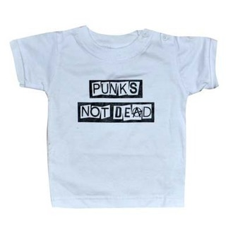 t-shirt metal children's - Punk's Not Dead - ROCK DADDY - 16007-008, ROCK DADDY
