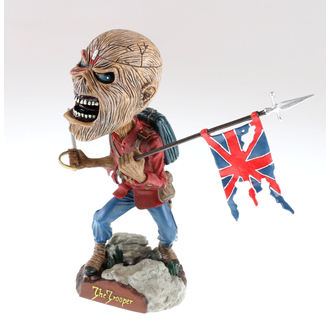 figurine Iron Maiden 'Trooper' - Head Knocker, Iron Maiden