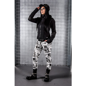 leather boots women's - ROCKER 56 - DEMONIA - 56, DEMONIA