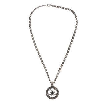 necklace Pentagram - PSY208