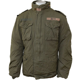 jacket men SURPLUS - Regiment M65 - OLIV - 20-2501-61