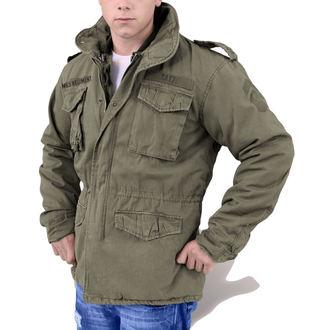 spring/fall jacket men's - Regiment M65 - SURPLUS, SURPLUS