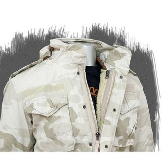 jacket men SURPLUS - Regiment M65 - DESERT - 20-2501-55