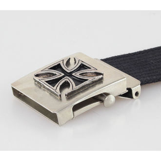 belt Cross - Black - BM003