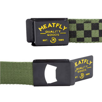 Belt MEATFLY - SIREN C - 1/27/55 - Olive, MEATFLY