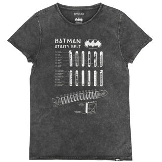 film t-shirt men's Batman - ANTRACITE -