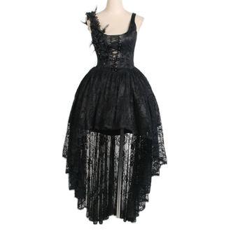 Women's dress PUNK RAVE - Gardenia, PUNK RAVE