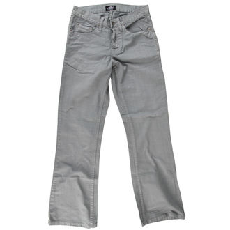pants men ADIO - VINTAGE FIT GREY DENIM, ADIO