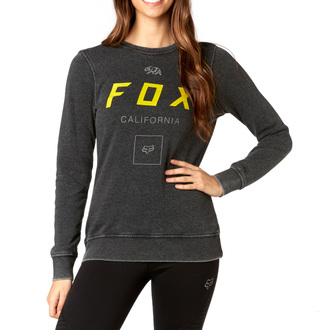 sweatshirt (no hood) women's - Growled - FOX - 19637-001