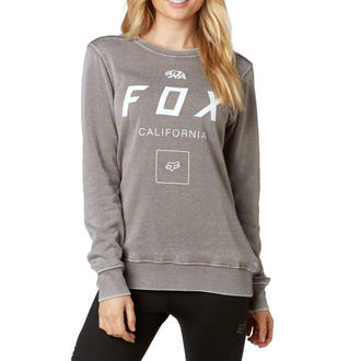 sweatshirt (no hood) women's - Growled - FOX, FOX