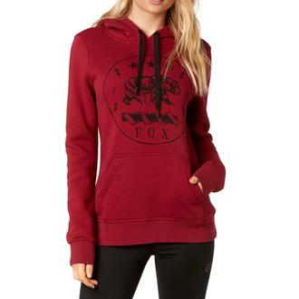hoodie women's - Translunar - FOX, FOX