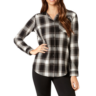 Shirt Women's FOX - Deny - Black, FOX