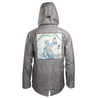 Winter Jacket (snowboard) METALLICA x SESSIONS, SESSIONS, Metallica