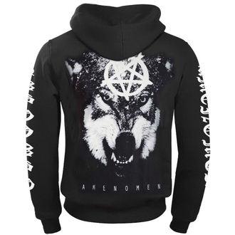 hoodie men's - WOLFHEART - AMENOMEN, AMENOMEN